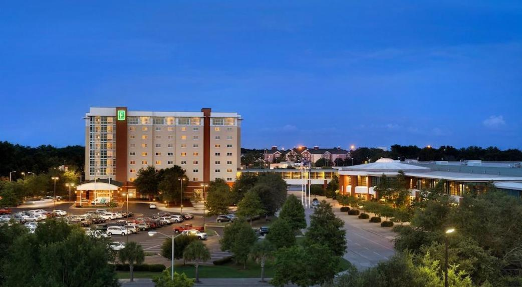 Embassy Suites by Hilton Charleston 169 209