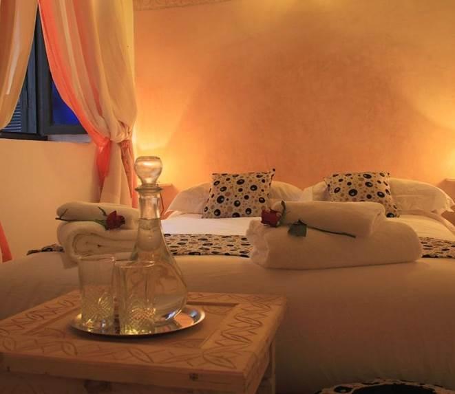 Riad essaouira 4 chambres